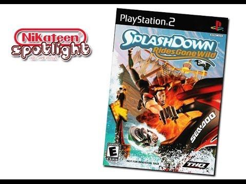 Spotlight Video Game Reviews - Splashdown: Rides Gone Wild (PS2)
