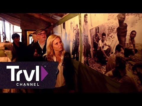 """SARAJEVO'S TUNNEL OF HOPE: """"Breaking Borders"""" in Sarajevo – New Episode Sun, April 5"""