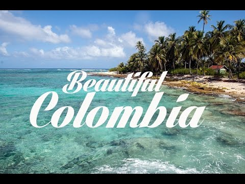 Beautiful COLOMBIA Chillout & Lounge Mix Del Mar