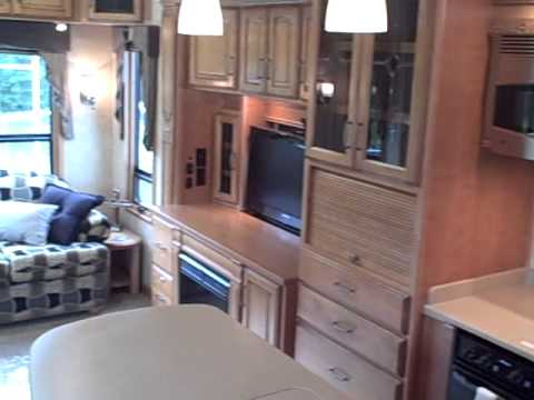 Fifth Wheel: 2009 DRV Mobile Suites 36RSSB3 5th Wheel RV For Sale
