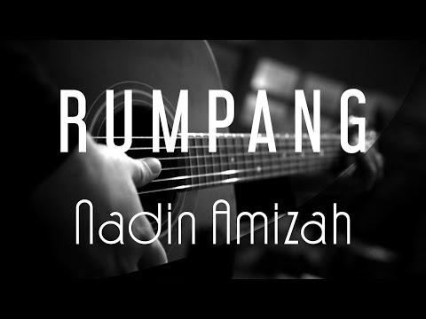 Nadin Amizah - Rumpang ( Acoustic Karaoke )