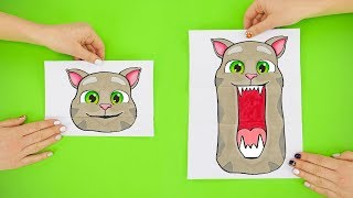 Funny Things You Should Try To Do At Home | 9 AMAZING CRAFTS FOR FAMILY AND FUN