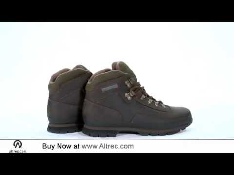 Video: Men's Euro Hiker (Leather Boot)