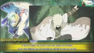 Rap de Minato Namikaze el Relámpago Amarillo 2016   Naruto     Letra y Descarga   HD   Doblecero