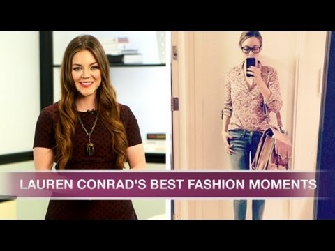 Lauren Conrad's Best Outfits | Celebrity Style | Fashion Flash