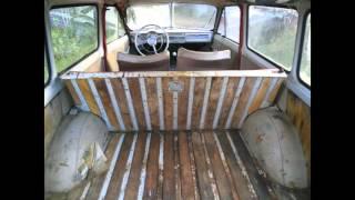 1957 Volvo Duett