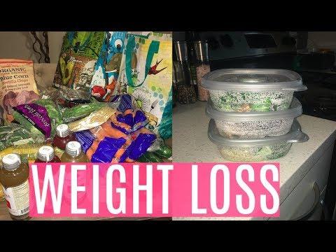 TRADER JOE'S HAUL + MEAL PREP FOR WEIGHT LOSS