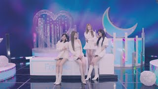 aespa 에스파 'Forever 약속' The Performance Stage Glitter Snowball Ver.