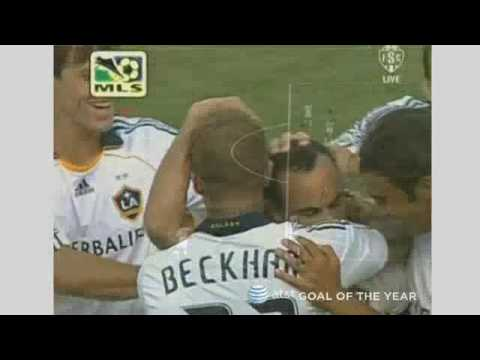 2009 AT&T MLS Goal of the Year Nominees