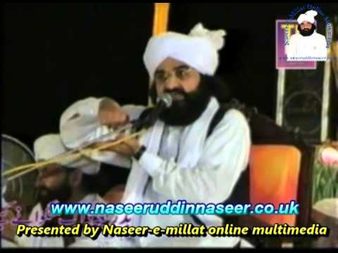 Speech of Hazrat Pir Syed Naseeruddin naseer R.A - Episode 65...