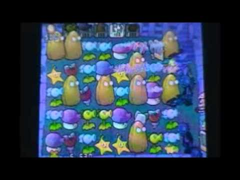 Lets Play Plants vs Zombies (DSiWare) Part 23- Dude, Where Are the Zombies