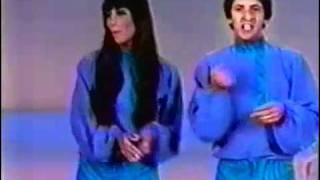Sonny and Cher on The Smothers Brothers Comedy Hour (1967) - Plastic Man