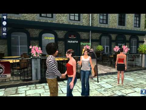 3d chat rooms free
