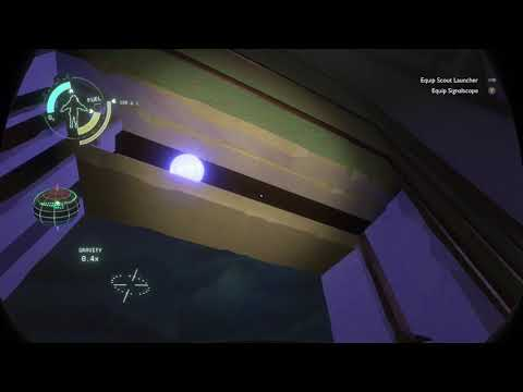 How to reach the Sixth Location of the Quantum Moon - Outer Wilds