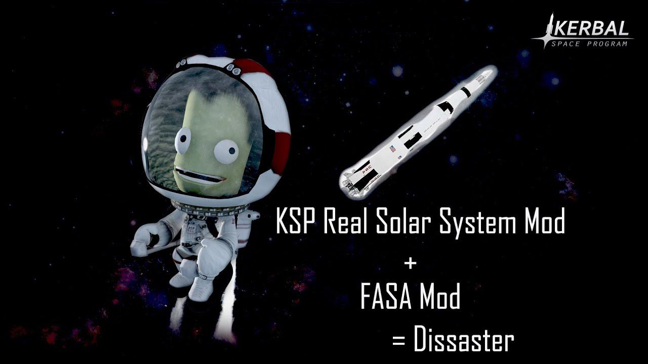 real solar system ksp