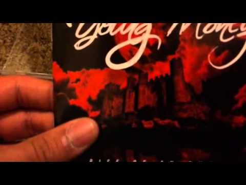 Unboxing Rise Of The Empire by Young Money