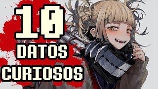 10 DATOS CURIOSOS DE HIMIKO TOGA