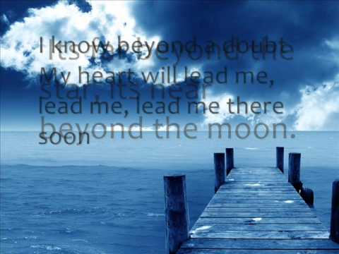 Beyond The Sea - Damian McGinty (Lyrics on screen)