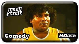 3 - Maan Karate Tamil Movie - Full Comedy Part 3 | Sivakarthikeyan | Hansika | Sathish