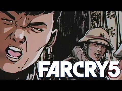 FAR CRY 5: VIETNAM - ТЕМНОЕ ВРЕМЯ ПРИШЛО! #1 (DLC)