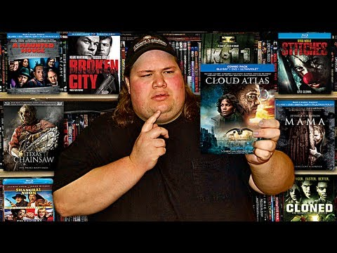 My Blu-ray Collection Update 5/4/13 : Blu ray and Dvd Movie Reviews