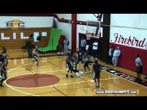 8th Grade Dunker go vs tx Select 8th Grade