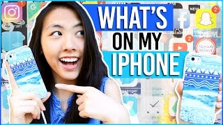 WHAT'S ON MY iPHONE 2017?📲 | Best FREE Apps for iPhone 7 Plus, 7, 6, 5s, SE, IOS!