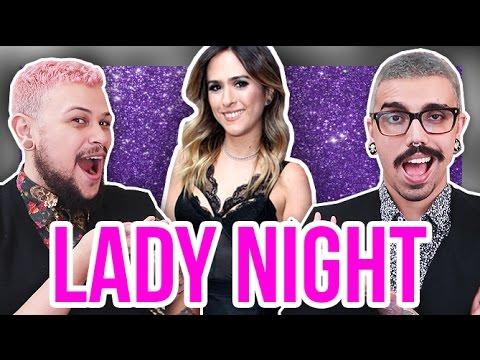 10 provas de que LADY NIGHT é o MELHOR TALK SHOW | Diva Depressão thumbnail