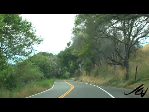 California 1 Coast Road Trip -  Spectacular Scenery