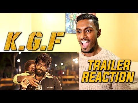 KGF Trailer 2 Reaction & Review | Yash | PESH Entertainment