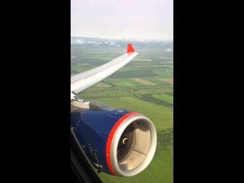 Airbus A330-300 VQ-BQX Aeroflot take off Vladivostok - Mosc