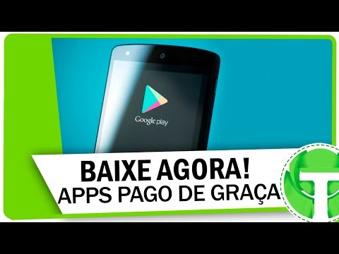 CORRE E BAIXE AGORA! 5 Apps PAGO que estão na GRAÇA na Google Play