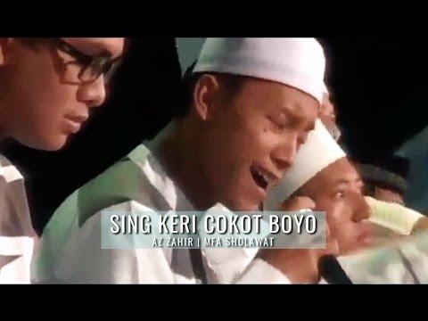 AZ ZAHIR SING KERI COKOT BOYO ELING ELING BANG BANG WIS RAHINO   MFA Sholawat Channel