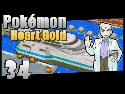 Guida Pokémon Heart Gold Parte 34 Kanto