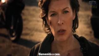 Resident Evil 6: Capitulo Final Trailer Subtitulado en Español Latino Full HD (The Final Chapter)