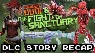 Commander Lilith & the Fight for Sanctuary Story Recap