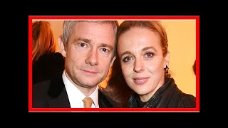 Sherlock star Amanda Abbington opens up on painful split from fellow actor Martin Freeman after 16