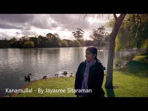 Jayasree singing Kanamullal (കാണാമുള്ളാൽ)...