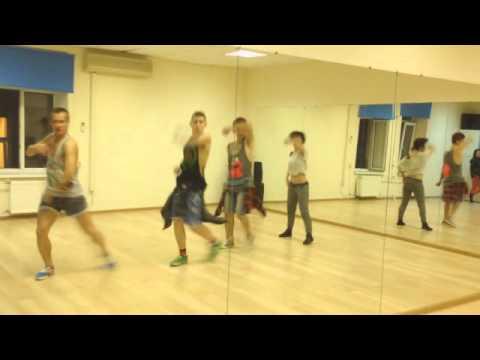 Becky G feat. Will.I.Am-I`m monster.Choreo by Pavlov Ilya