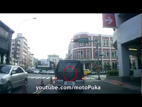 100 Motorcycle Crashes – Driving in Asia