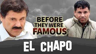 El Chapo | Before They Were Famous | Updated Biography