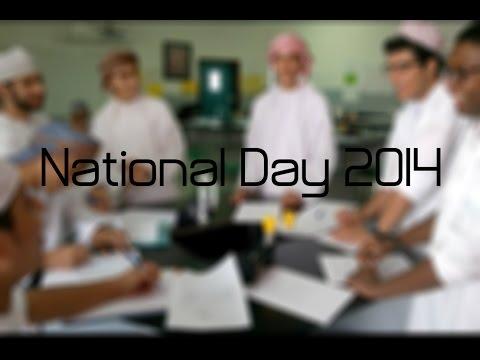 Oman's National Day 2014 (-عيد الوطني -سلطنة عمان) video