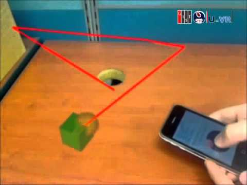 ARWand: Phone-based 3D Object Manipulation in Augmented Reality Environment