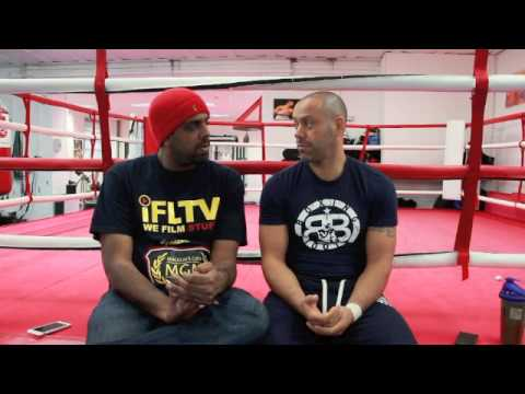 ADAM BOOTH ON SPLIT WITH DAVID HAYE, LEE v KOROBOV, GOLOVKIN, GROVES-DeGALE & THOUGHTS ON PPV.
