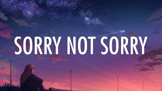 Download Lagu Demi Lovato – Sorry Not Sorry (Lyrics) 🎵 Gratis STAFABAND