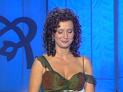 Segmedina Srna u programu @ Miss BiH 2007