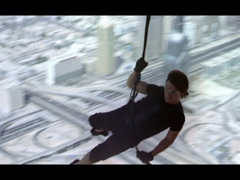 Mission Impossible Ghost Protocol aims to be top action film ever....