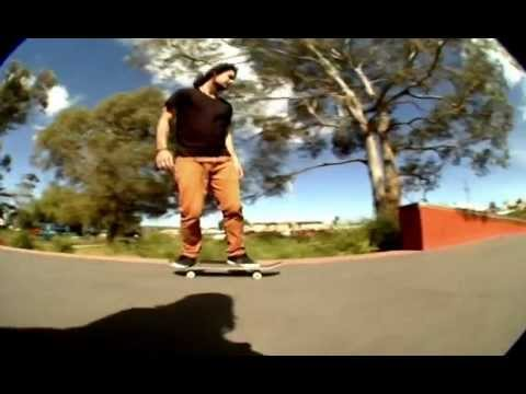 Short but sweet @ Rosebud Skatepark