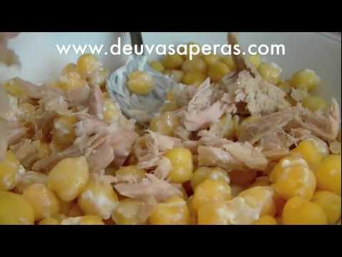 Ensalada de garbanzos - Recetas de ensaladas para Adelgazar
