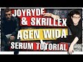 How To Joyryde Skrillex Agen Wida Full Drop Remake Tutorial FREE DOWNLOADS mp3